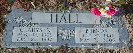 HALL, GLADYS N - Jackson County, Arkansas | GLADYS N HALL - Arkansas Gravestone Photos