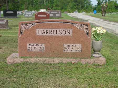 HARRELSON, THELMA B - Jackson County, Arkansas | THELMA B HARRELSON - Arkansas Gravestone Photos
