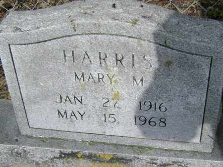 HARRIS, MARY M - Jackson County, Arkansas | MARY M HARRIS - Arkansas Gravestone Photos