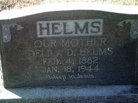 GIBBS HELMS, DELILA D - Jackson County, Arkansas | DELILA D GIBBS HELMS - Arkansas Gravestone Photos