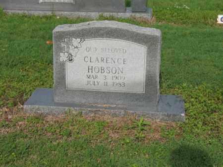 HOBSON, CLARENCE - Jackson County, Arkansas | CLARENCE HOBSON - Arkansas Gravestone Photos