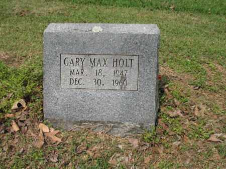 HOLT, GARY MAX - Jackson County, Arkansas | GARY MAX HOLT - Arkansas Gravestone Photos