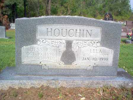 HOUCHIN, LELA - Jackson County, Arkansas | LELA HOUCHIN - Arkansas Gravestone Photos