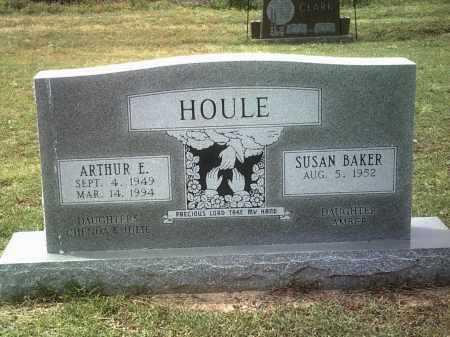 HOULE, ARTHUR E - Jackson County, Arkansas | ARTHUR E HOULE - Arkansas Gravestone Photos
