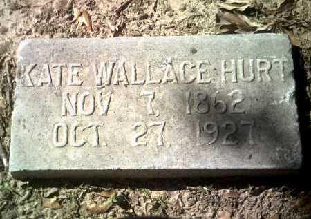 HURT, KATE - Jackson County, Arkansas | KATE HURT - Arkansas Gravestone Photos