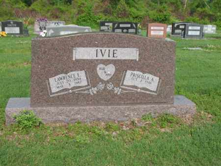 IVIE, LAWRENCE E - Jackson County, Arkansas | LAWRENCE E IVIE - Arkansas Gravestone Photos