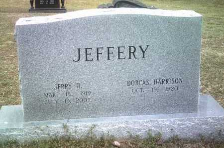 JEFFERY, JERRY H - Jackson County, Arkansas | JERRY H JEFFERY - Arkansas Gravestone Photos