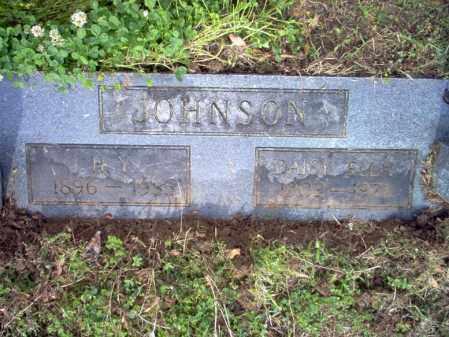 JOHNSON, DAISY ELLA - Jackson County, Arkansas | DAISY ELLA JOHNSON - Arkansas Gravestone Photos