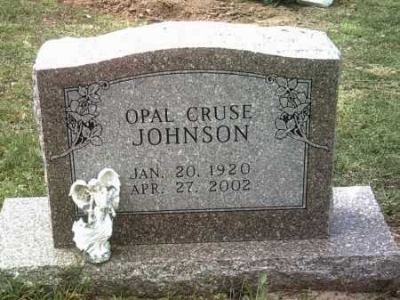 JOHNSON, OPAL - Jackson County, Arkansas | OPAL JOHNSON - Arkansas Gravestone Photos