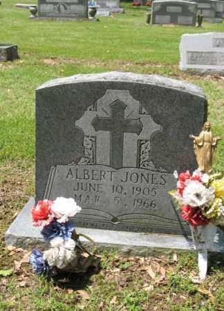 JONES, ALBERT - Jackson County, Arkansas | ALBERT JONES - Arkansas Gravestone Photos