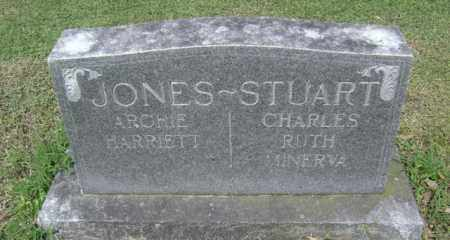 JONES, ARCHIE - Jackson County, Arkansas | ARCHIE JONES - Arkansas Gravestone Photos