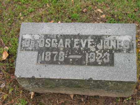 JONES, DR, OSCAR EVE - Jackson County, Arkansas | OSCAR EVE JONES, DR - Arkansas Gravestone Photos