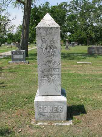 JONES, JAMES D - Jackson County, Arkansas | JAMES D JONES - Arkansas Gravestone Photos