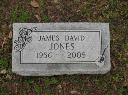 JONES, JAMES DAVID - Jackson County, Arkansas | JAMES DAVID JONES - Arkansas Gravestone Photos