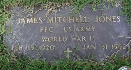 JONES (VETERAN WWII), JAMES MITCHELL - Jackson County, Arkansas | JAMES MITCHELL JONES (VETERAN WWII) - Arkansas Gravestone Photos