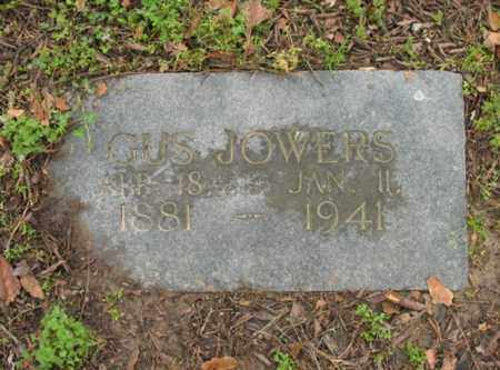 JOWERS, GUS - Jackson County, Arkansas | GUS JOWERS - Arkansas Gravestone Photos