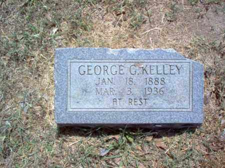 KELLEY, GEORGE G - Jackson County, Arkansas | GEORGE G KELLEY - Arkansas Gravestone Photos