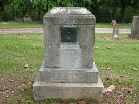 KELLY, THOMAS EDWARD - Jackson County, Arkansas | THOMAS EDWARD KELLY - Arkansas Gravestone Photos