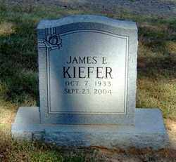 KIEFER, JAMES E - Jackson County, Arkansas | JAMES E KIEFER - Arkansas Gravestone Photos