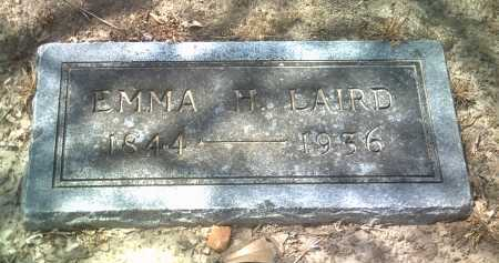 LAIRD, EMMA H - Jackson County, Arkansas | EMMA H LAIRD - Arkansas Gravestone Photos