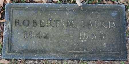 LAIRD, ROBERT M - Jackson County, Arkansas | ROBERT M LAIRD - Arkansas Gravestone Photos