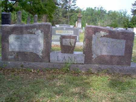 LANE, JAMES CLEDITH - Jackson County, Arkansas | JAMES CLEDITH LANE - Arkansas Gravestone Photos
