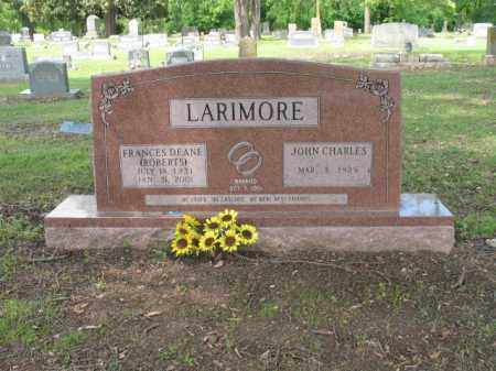LARIMORE, FRANCES DEANE - Jackson County, Arkansas | FRANCES DEANE LARIMORE - Arkansas Gravestone Photos