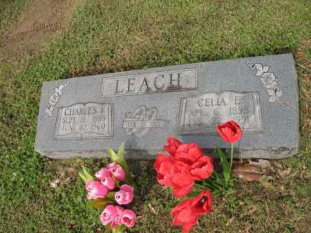 LEACH, CELIA E - Jackson County, Arkansas | CELIA E LEACH - Arkansas Gravestone Photos