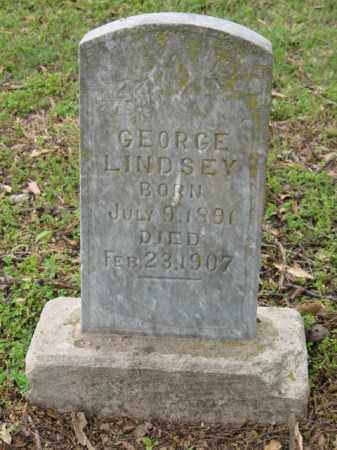 LINDSEY, GEORGE - Jackson County, Arkansas | GEORGE LINDSEY - Arkansas Gravestone Photos