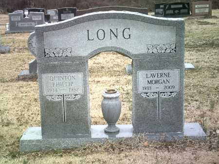 MORGAN LONG, LAVERNE WHITLOCK - Jackson County, Arkansas | LAVERNE WHITLOCK MORGAN LONG - Arkansas Gravestone Photos