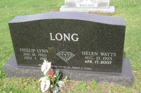 LONG, HELEN - Jackson County, Arkansas | HELEN LONG - Arkansas Gravestone Photos