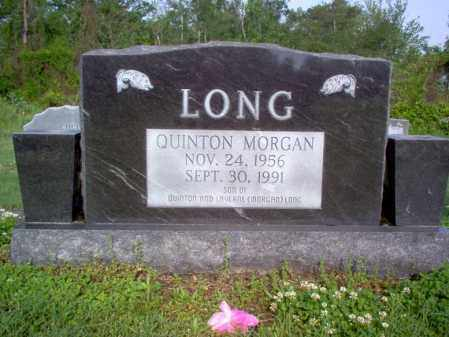 LONG, QUINTON MORGAN - Jackson County, Arkansas | QUINTON MORGAN LONG - Arkansas Gravestone Photos