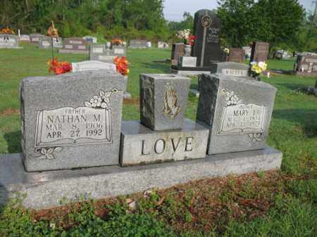 LOVE, MARY L - Jackson County, Arkansas | MARY L LOVE - Arkansas Gravestone Photos