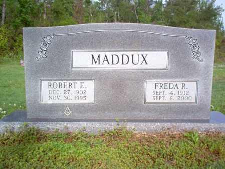 MADDUX, FREDA R - Jackson County, Arkansas | FREDA R MADDUX - Arkansas Gravestone Photos