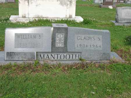MANTOOTH, WILLIAM B - Jackson County, Arkansas | WILLIAM B MANTOOTH - Arkansas Gravestone Photos