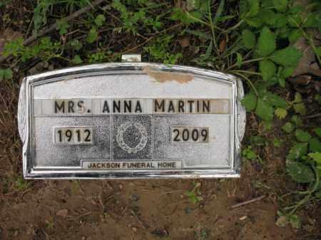 MACK MARTIN, ANNA ALBERTI - Jackson County, Arkansas | ANNA ALBERTI MACK MARTIN - Arkansas Gravestone Photos