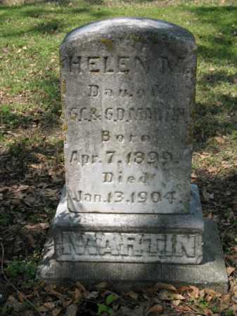 MARTIN, HELEN M - Jackson County, Arkansas | HELEN M MARTIN - Arkansas Gravestone Photos