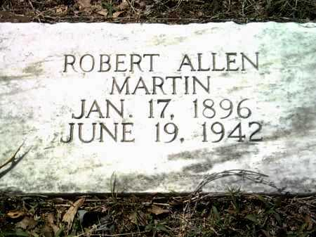 MARTIN, ROBERT ALLEN - Jackson County, Arkansas | ROBERT ALLEN MARTIN - Arkansas Gravestone Photos