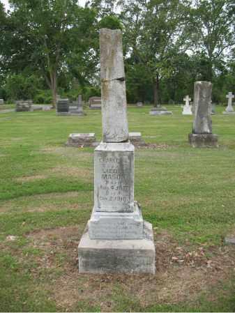 MASON, CHARLES A - Jackson County, Arkansas | CHARLES A MASON - Arkansas Gravestone Photos