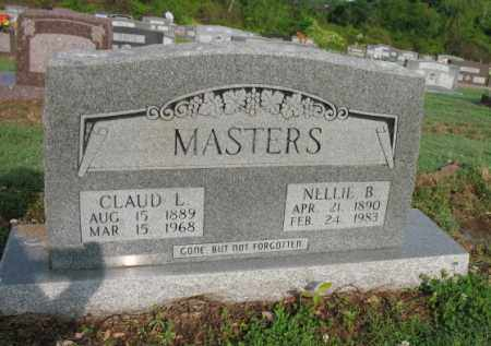 MASTERS, CLAUD L - Jackson County, Arkansas | CLAUD L MASTERS - Arkansas Gravestone Photos