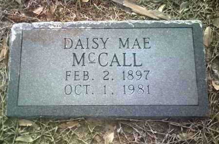MCCALL (PIC2), DAISY MAE - Jackson County, Arkansas | DAISY MAE MCCALL (PIC2) - Arkansas Gravestone Photos