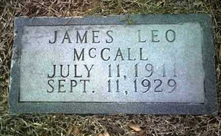 MCCALL, JAMES LEO - Jackson County, Arkansas | JAMES LEO MCCALL - Arkansas Gravestone Photos