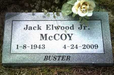 MCCOY, JR, JACK ELWOOD - Jackson County, Arkansas | JACK ELWOOD MCCOY, JR - Arkansas Gravestone Photos