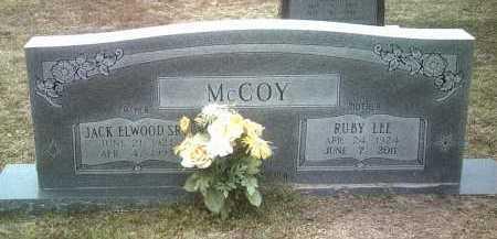 MCCOY, SR, JACK ELWOOD - Jackson County, Arkansas | JACK ELWOOD MCCOY, SR - Arkansas Gravestone Photos