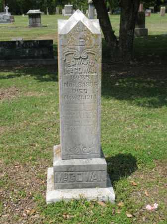 MCGOWAN, EDWARD - Jackson County, Arkansas | EDWARD MCGOWAN - Arkansas Gravestone Photos
