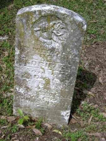 MCLAIN, TOBIE G - Jackson County, Arkansas | TOBIE G MCLAIN - Arkansas Gravestone Photos