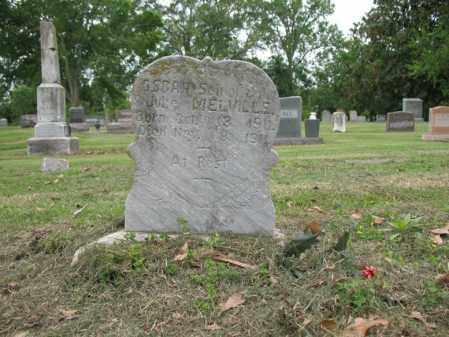 MELVILLE, OSCAR - Jackson County, Arkansas | OSCAR MELVILLE - Arkansas Gravestone Photos