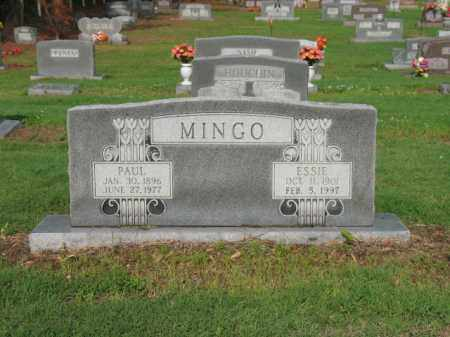 MINGO, ESSIE - Jackson County, Arkansas | ESSIE MINGO - Arkansas Gravestone Photos