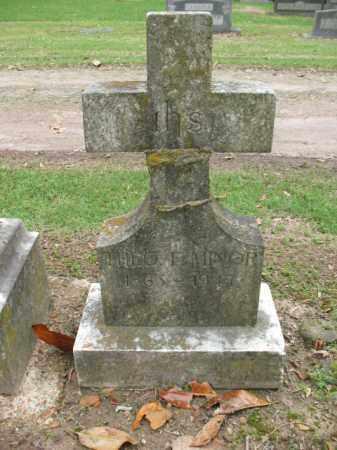 MINOR, THEO F - Jackson County, Arkansas   THEO F MINOR - Arkansas Gravestone Photos