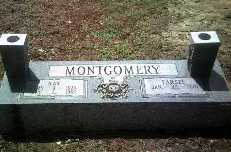 MONTGOMERY, RAY - Jackson County, Arkansas | RAY MONTGOMERY - Arkansas Gravestone Photos